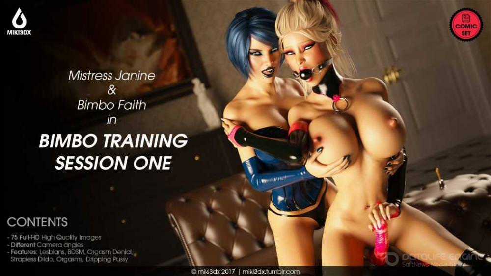 Bimbo Training Session One