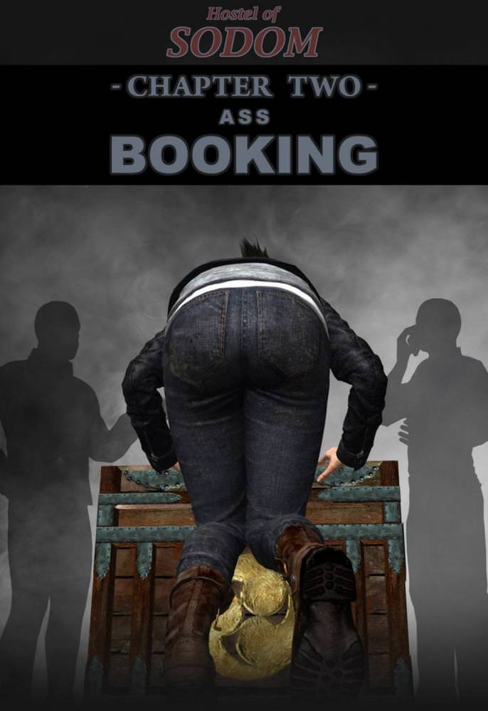 Hostel of Sodom 2: Ass Booking